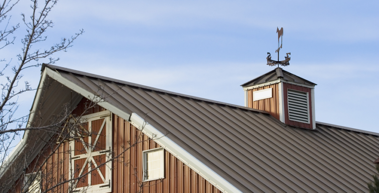 agricultural metal roof contractor